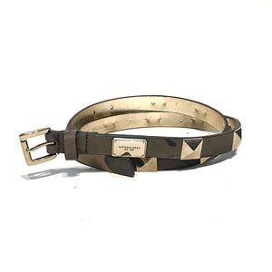 MICHAEL Michael Kors Thin Camo Belt